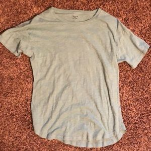 Madewell Boat Neck tee shirt size M